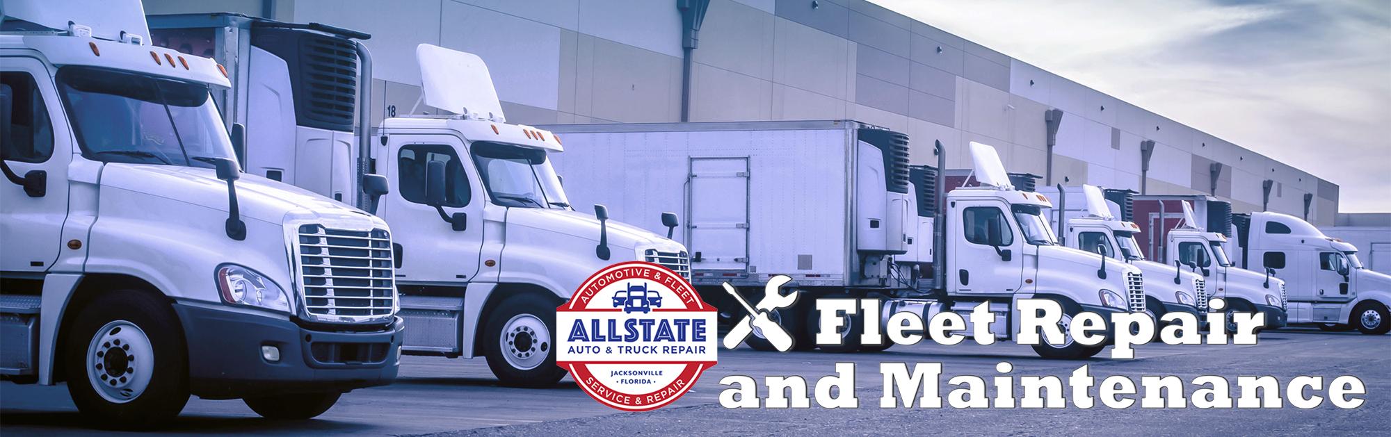 Allstate Auto Truck Repair Inc Jacksonville Fl Fleet